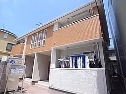 岐阜県岐阜市福光西1の賃貸アパートの外観