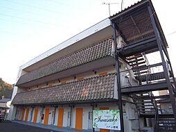 岐阜県岐阜市岩崎の賃貸マンションの外観