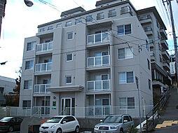 北海道函館市元町の賃貸マンションの外観