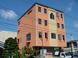 北海道函館市本町の賃貸マンションの外観