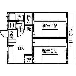 【敷金礼金0円!】矢田荘