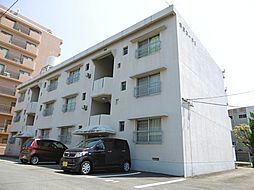 徳島県徳島市西須賀町下中須の賃貸マンションの外観