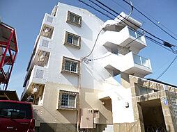 シャトル昭和町[4階]の外観