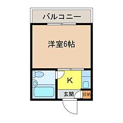 【敷金礼金0円!】ニューDKハイツ 本館