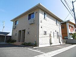 [テラスハウス] 徳島県徳島市城南町4丁目 の賃貸【/】の外観