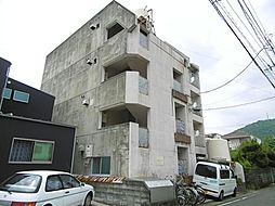 サンフォード12[1階]の外観