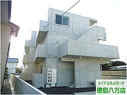 ピース・カーザ[1階]の外観