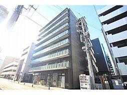 パークソレイユ新潟駅前3番館[4階]の外観