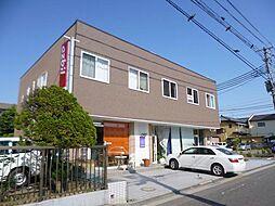 クレセントヨコイI[2階]の外観