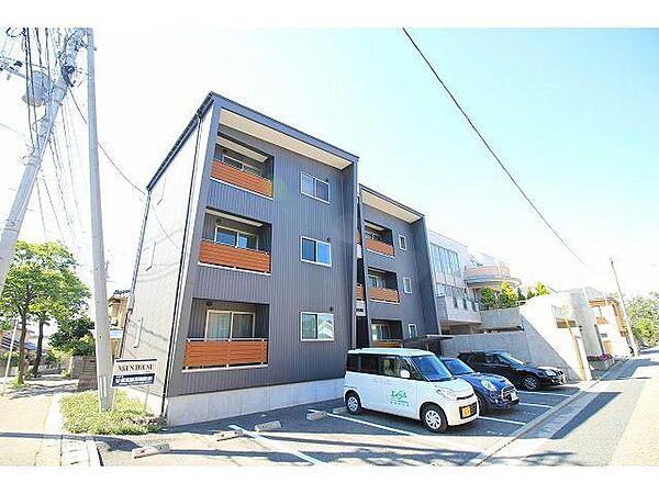 N&Ys HOUSE[3階]の外観