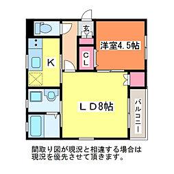 N&Ys HOUSE[2階]の間取り
