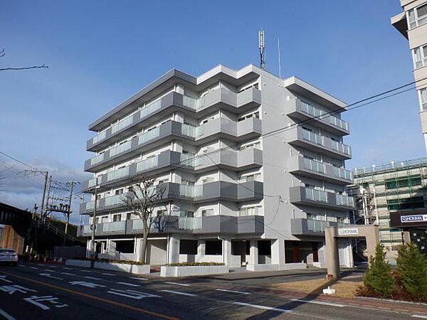 パルステージ関屋II 5階の賃貸【新潟県 / 新潟市中央区】