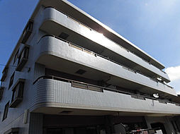 グレース21[4階]の外観