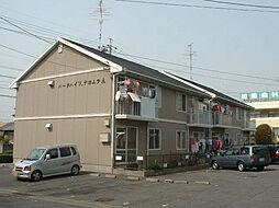 パークハイツ中村[C102号室]の外観