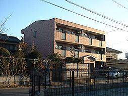 クリスタル・タウン中央[2階]の外観