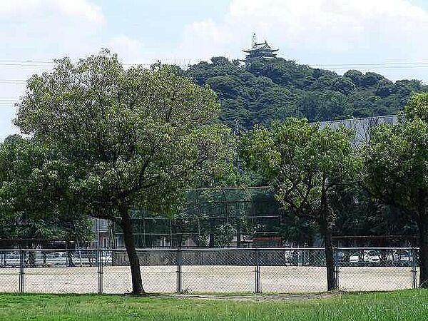 間々公園1101m