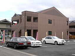 メルヴェールくるみA(北棟)[2階]の外観