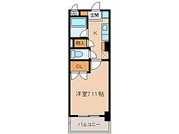 第2さくらマンション[3階]の間取り