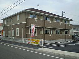 愛知県小牧市小木5丁目の賃貸アパートの外観