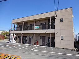 第二横井マンション[202号室]の外観