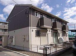 アムールハイツ B棟[2階]の外観