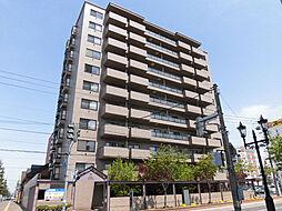 北海道旭川市宮下通11丁目の賃貸マンションの外観