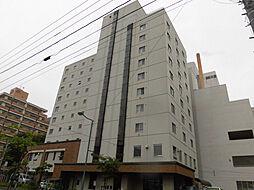 北海道旭川市七条通6丁目の賃貸マンションの外観