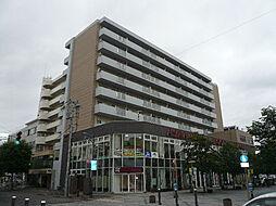 シャンノール平和通[4階]の外観