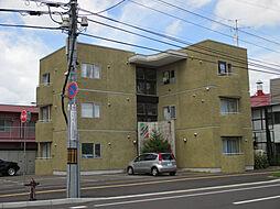 ド・フールネス716[1階]の外観