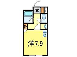 朝日プラザ旭川5条通[9階]の間取り