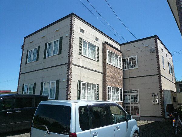 Ms HouseB[1階]の外観
