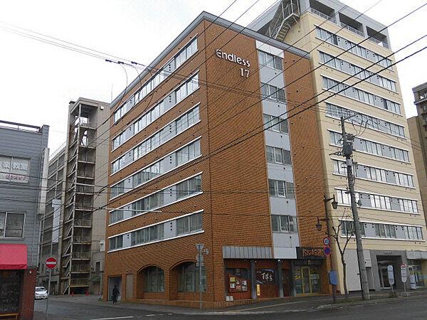 エンドレス17 B棟 4階の賃貸【北海道 / 旭川市】