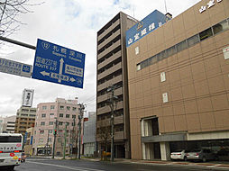 ノルテ1条通弐番館[9階]の外観
