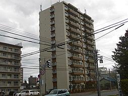 旭川グランドハイツ[8階]の外観