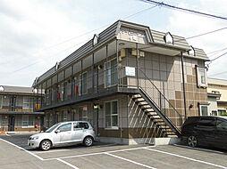 シンフォニーミキA館[1階]の外観