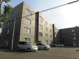 カムイ24B[1階]の外観