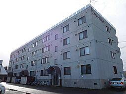 アリーナハイツ[4階]の外観