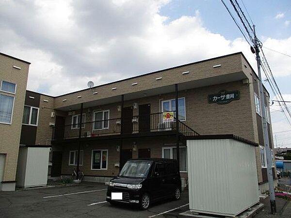カーサ豊岡 1階の賃貸【北海道 / 旭川市】