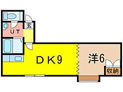 PINO2・5[2階]の間取り