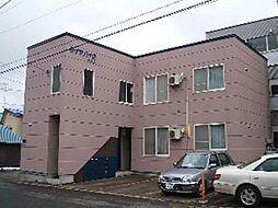 ダイヤハイツ本町2[1階]の外観