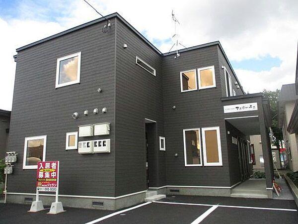 (仮称)旭川神楽岡 2階の賃貸【北海道 / 旭川市】