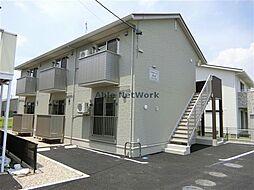 名鉄西尾線 福地駅 徒歩6分の賃貸アパート