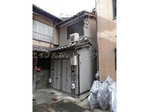 滋賀県大津市中央1丁目の賃貸アパート