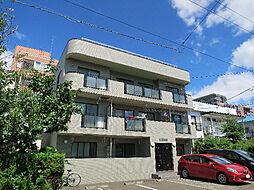 M563[2階]の外観