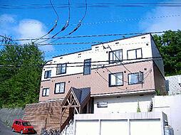 サークルI澄川(A)[2階]の外観