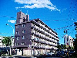 平岸グランドハイツ[1階]の外観