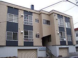 コーポ45[1階]の外観