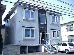 石山クラブハウス[1階]の外観