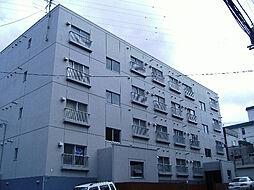 シャトー富士[3階]の外観
