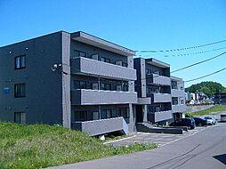 コーポウイニングヒル[2階]の外観